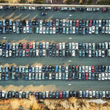 car-lot, parking lot, cars, car dealership