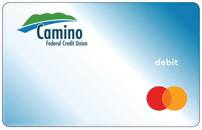 Camino FCU Debit Card (No Chip)