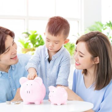 4 Financial Lessons to Teach Your Children
